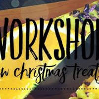 Workshop Raw Christmas Treats