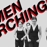 SCA Repertory Dancers Present Women Marching