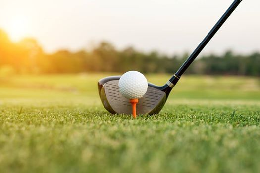 Mens Easter Open Golf Competition