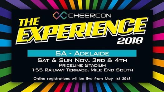 Cheercon State Competition