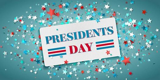 Presidents Day  No School