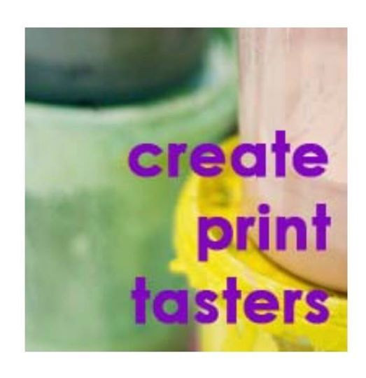 Create Print - Textile Printing with heat reactive dyes