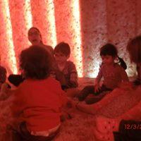 Fiabe &amp Benessere in Grotta di Sale Rosa