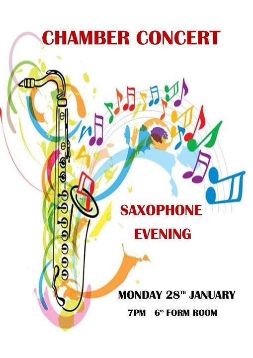 Saxophone Evening