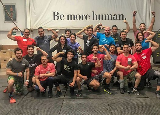 CrossFit Level 1 Certificate Course - Santiago Chile