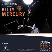 Slover Sounds Billy Mercury