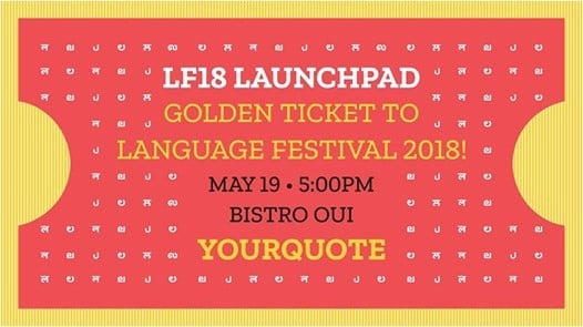 YourQuote Open Mic Bistro OUI 1.0 - Launchpad to LF18