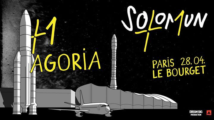 Solomun  1 in Paris  with Agoria