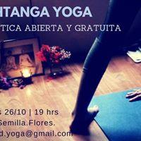 Ashtanga Yoga Prctica Abierta y Gratuita