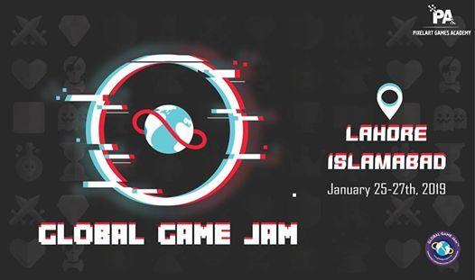 Global Game Jam 2019 - Islamabad