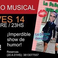 La Dogor Peluqueria - Teatro Musical en Casa Managua