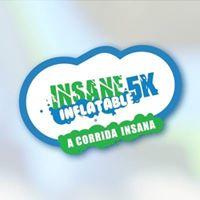Insane Inflatable 5k - A Corrida Insana