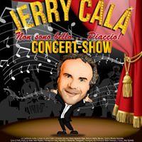 Jerry Cala al Teatro Kursaal di Locarno