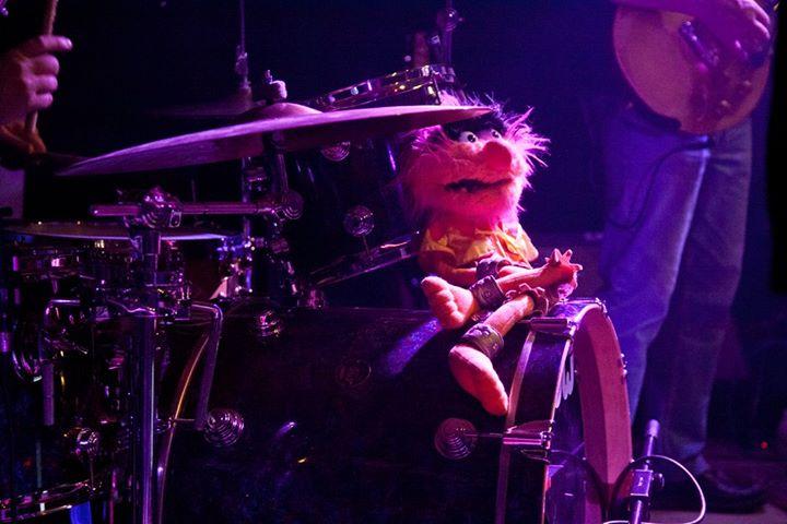 Fishbone Trash Live beim Rocktoberfest vor der Lohrberg Schänke at ...