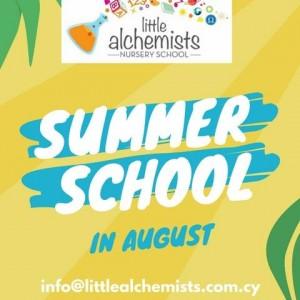 Little Alchemists Summer School