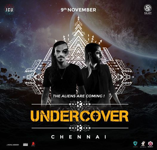 Undercover Featuring Illusion Control Unit Launch Party Chennai