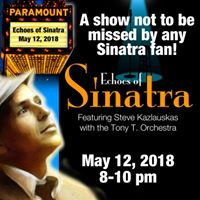 Echoes of Sinatra to appear at Paramount Hudson Valley Theater