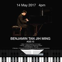 A Music Journey with Boston - Benjamin Tan Jih Ming