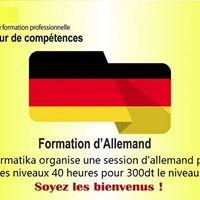 Formation dallemand