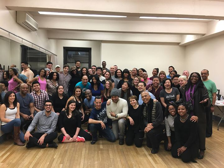 Kizomba & Semba Class in NYC -New Cycle March 15th 2018