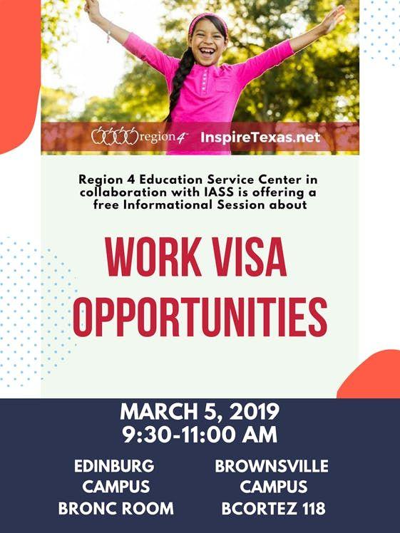 Brownsville Coffee & Donuts Work Visa Opportunities
