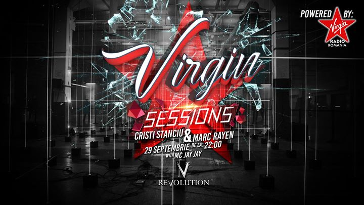 Virgin Sessions I Cristi Stanciu & Marc Rayen