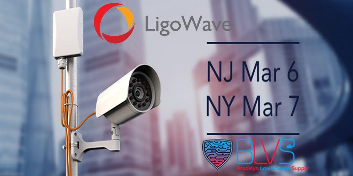 LigoWave Training Session (Brooklyn NY) March 7 2019