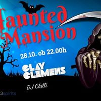 Haunted Mansion I Clay Clemens I Dj Chilli