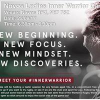 Novos Ladies Inner Warrior Camp