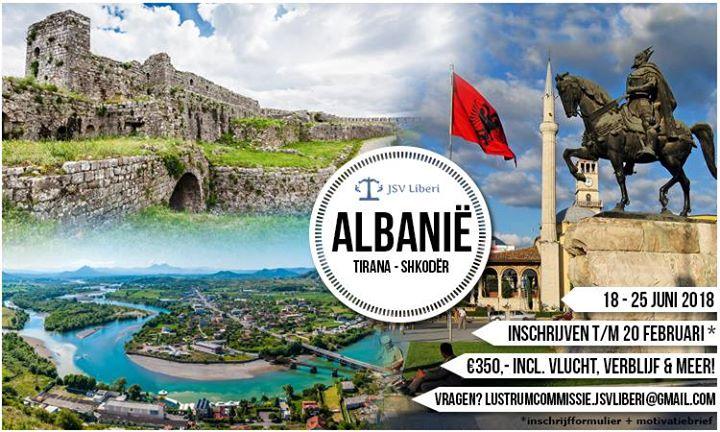 motivatiebrief studiereis Studiereis JSV Liberi: Albanië! at Amsterdam Airport Schiphol  motivatiebrief studiereis