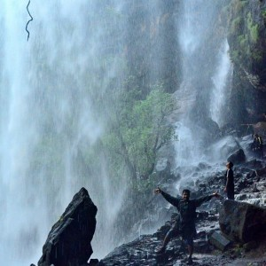 Trek to Rajmachi and Kondane Caves on 23rd 24th June 2018