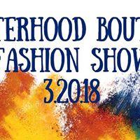 Sisterhood Fashion Show