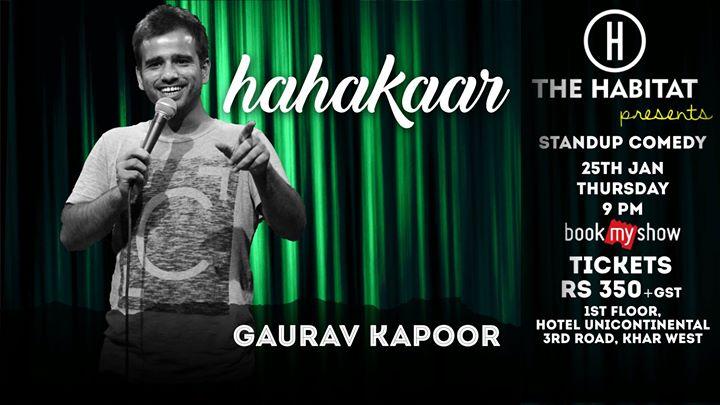 Gaurav Kapoor Hahakaar