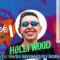 Hivek Fest 4.0  Mc Hollywood 50l Open Bar (Camarote)  euroclub