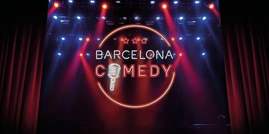 Ciclo de Monlogos Barcelona Comedy