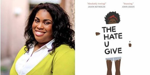 Schomburg Reading Circle The Hate U Give by Angie Thomas