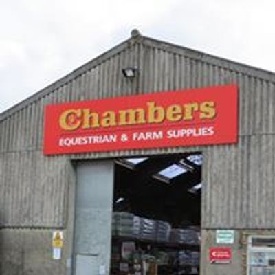 W&J Chambers Farm Feeds and Equestrian Store