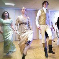 Jane Austen Dance Workshop
