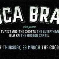 Luca Brasi - March 29 Good Friday Eve. Hobart.