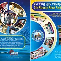 Ekamra book festival