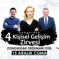Zonguldak  4. Kiisel Geliim Zirvesi  15 Aralk Cuma