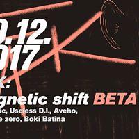 FAK Magnetic Shift BETA