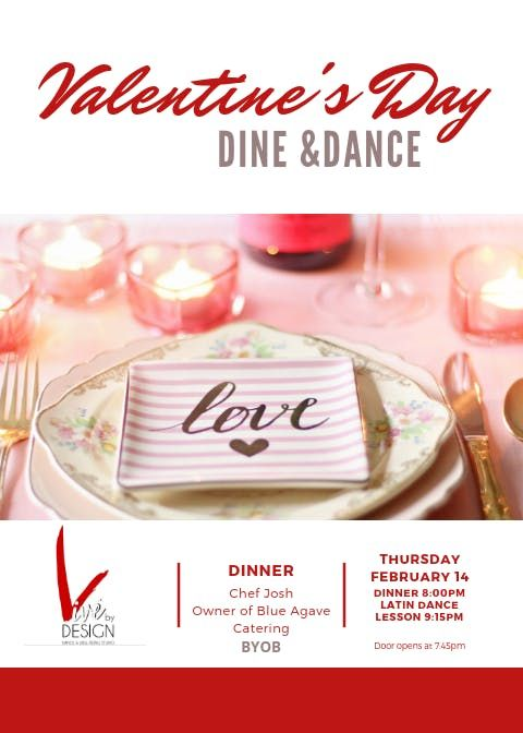 Valentines Day Dine & Dance