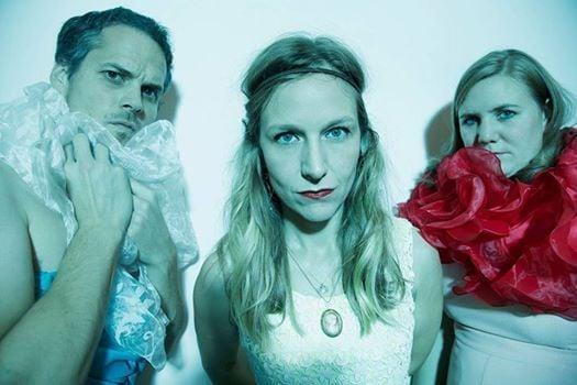 Hedvig Mollestad Trio i Artilleriverkstedet