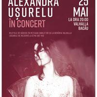 ALEXANDRA UURELU- Concert live