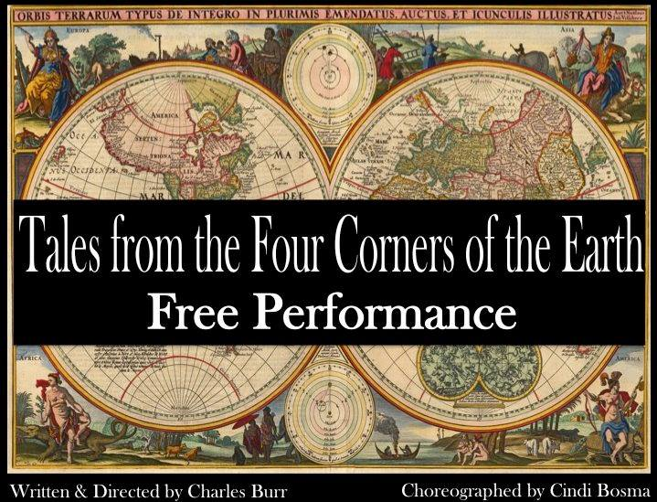 Tales From The Four Corners Of The Earth At The Franke Center For