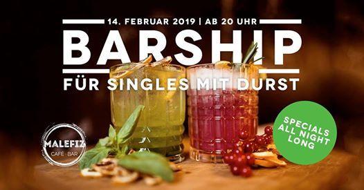 MALEFIZs Barship - fr Singles mit Durst