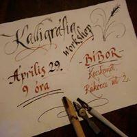 Kalligrfiai Workshop