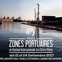 Zones Portuaires Genova 2017