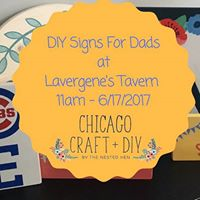 Fathers Day Wood Sign Painting - Boards &amp Brunch